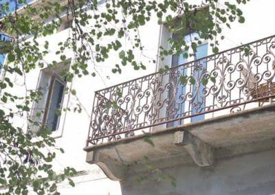 location cap corse casa a rota balcon